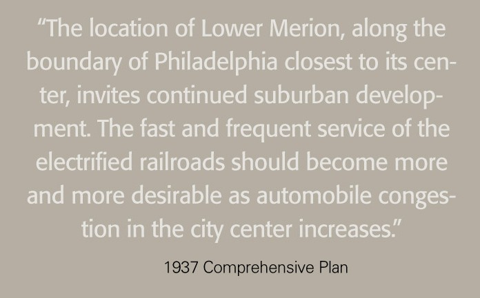 Quote from 1937 comp plan
