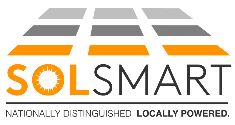 SolSmart, solar designation, DVRPC, SunShot Initiative, U.S. Department of Energy, The Solar Foundation, International City/County Management Association, ICMA