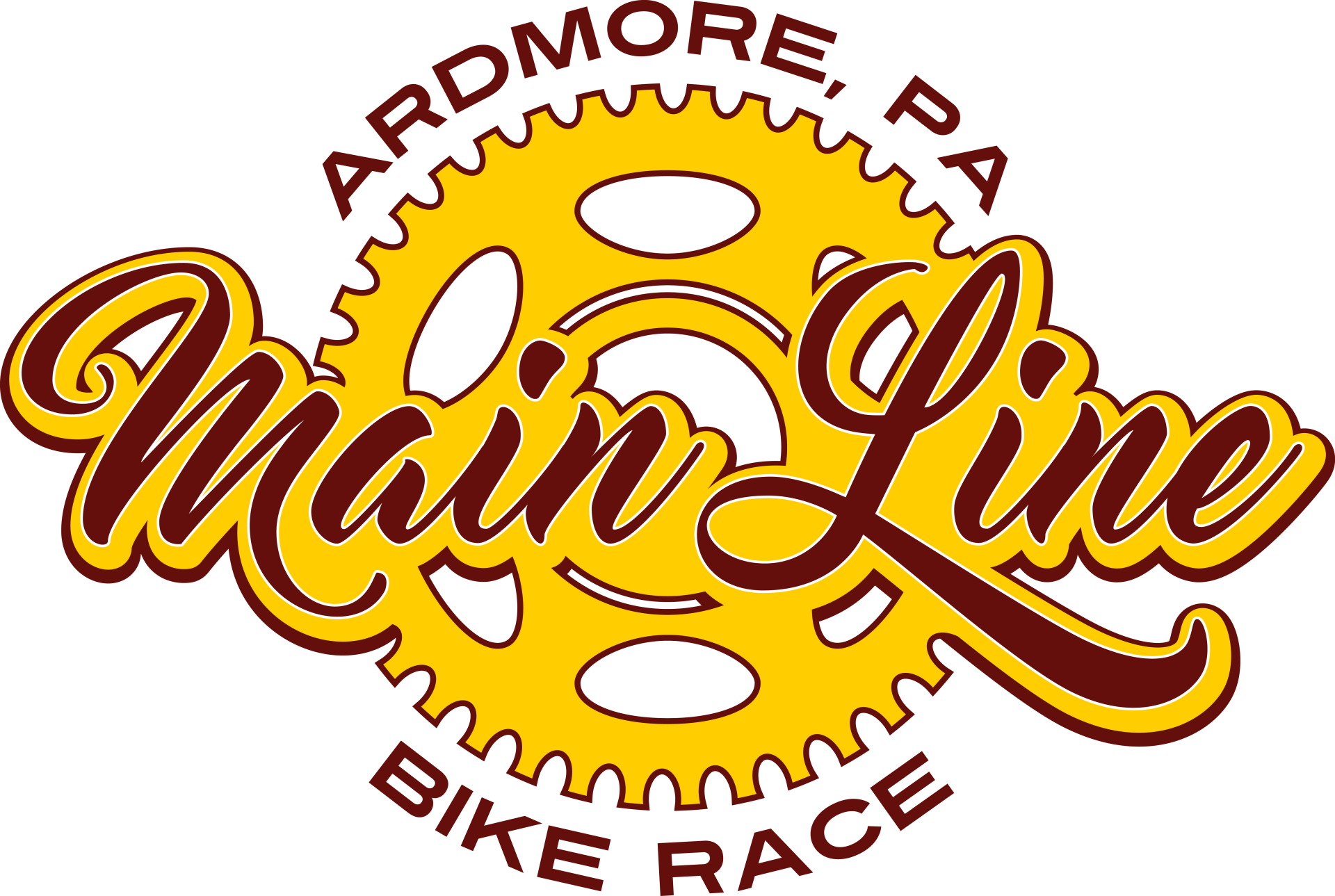 Main Line Bike Race, August 2017, Ardmore, Narberth Ambulance