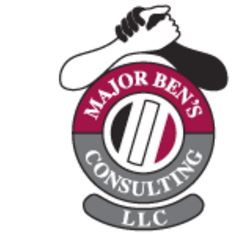 Major Ben's Consulting, logo, square