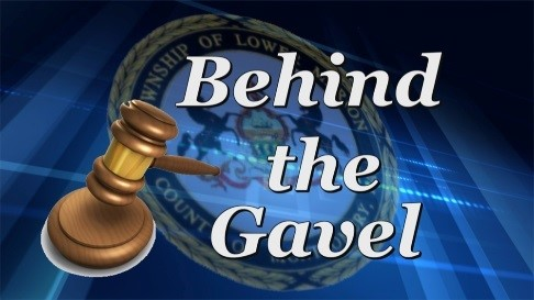 Behind the Gavel, LMTV, graphic