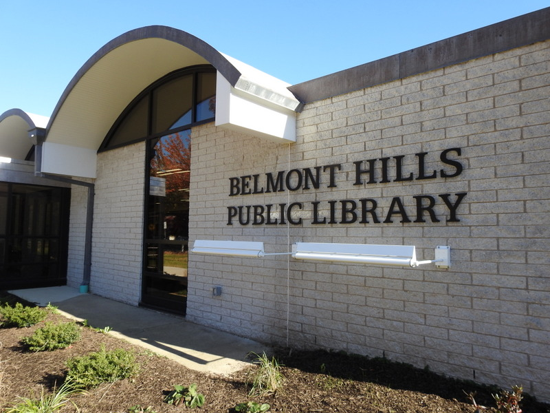 Belmont Hills Library Re-opening, Nov. 4, 2018