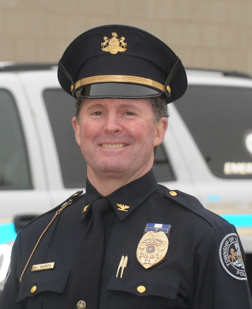 Michael J McGrath, Supt of Police
