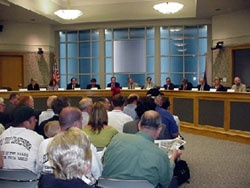 Board of Commissioners meeting