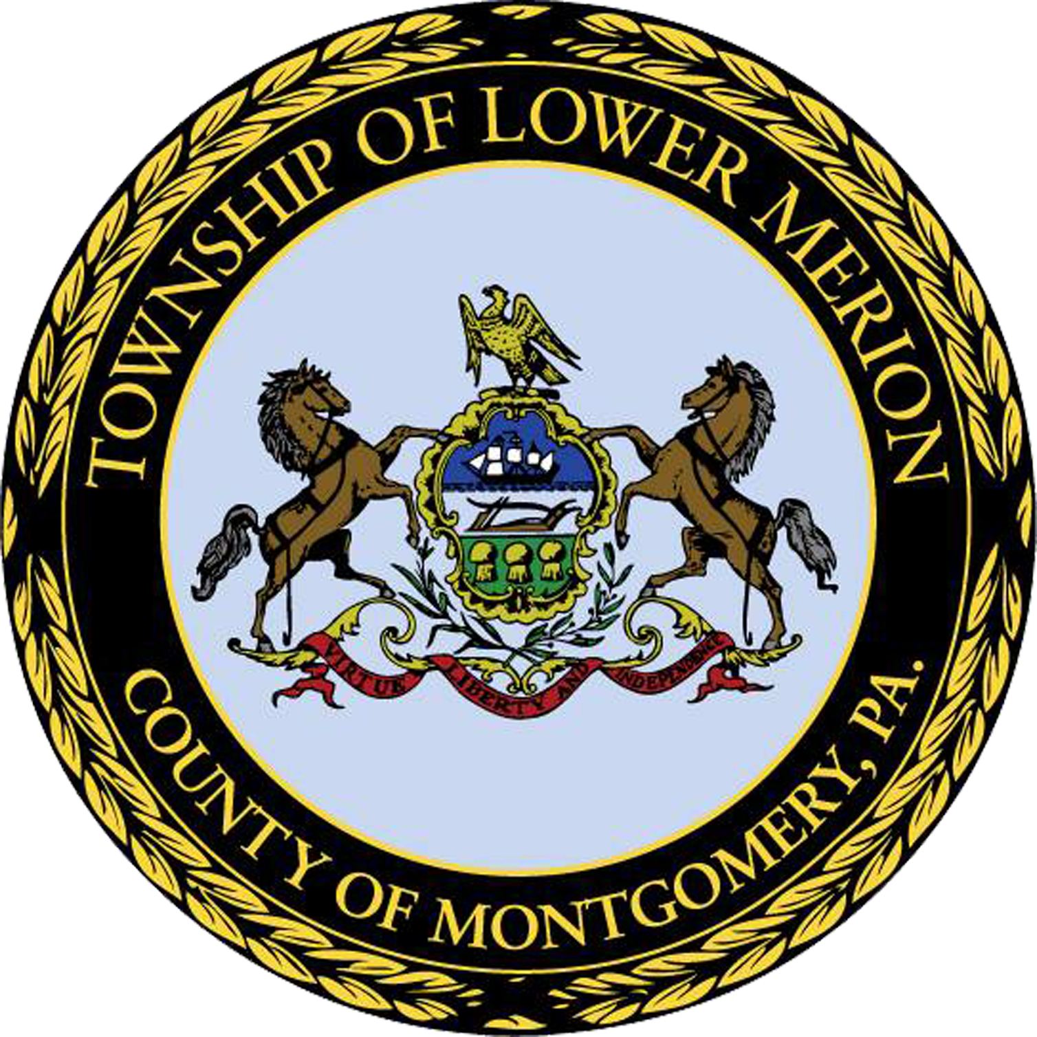 Lower Merion Twp Seal