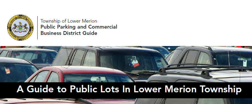A Guide to Public Lots in Lower Merion Township Banner