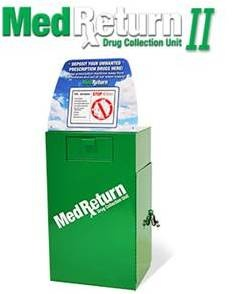 Montgomery County Drug Disposal Box